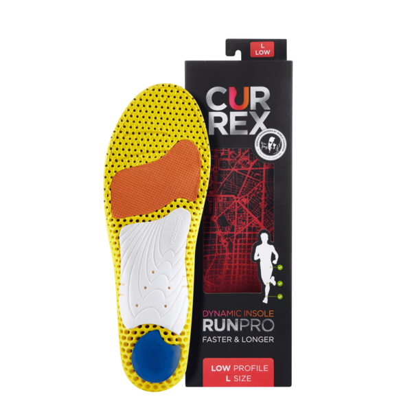Currex RunPro rot/low UVP: 39,95€